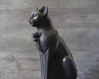 Bastet Egyptian Goddess Statue