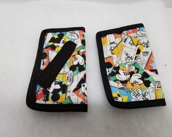 Mickey Mouse Checkbook Covers