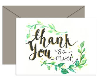 Thank You Cards Thank You Gift Teacher Gifts Thank You Tags Printables Gift Tags Instant Download Digital Download PDF