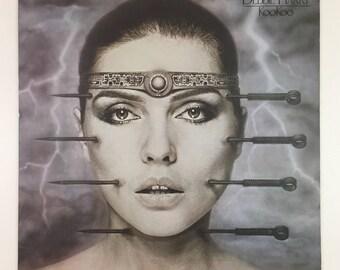 Vintage Debbie Harry KooKoo Vinyl Record LP [1981]