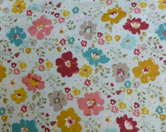 Cotton Fabric, Quilt Fabric, Home Decor, Unforgettable, Riley Blake Designs, C3860,Flowers, Fast Shipping, F139