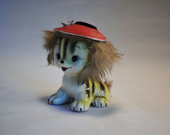 Rawr! Ferociously Sweet Tiger from California Creations by Bradley Japan