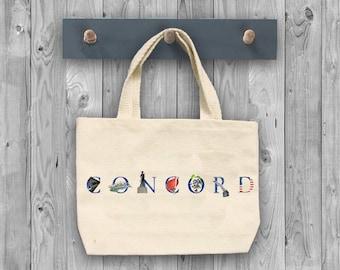 tote bags - Concord