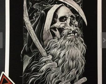 Old Man Reaper