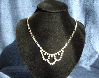 1970'S DIAMANTE NECKLACE