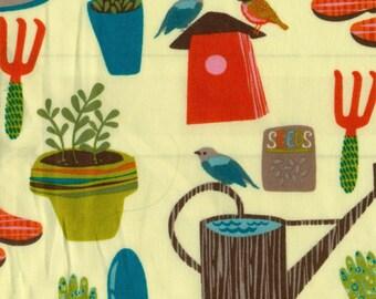 Fabric Covered Gardening Binder - Garden Galore