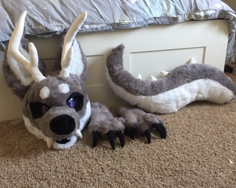 Deer Dragon Mini Partial