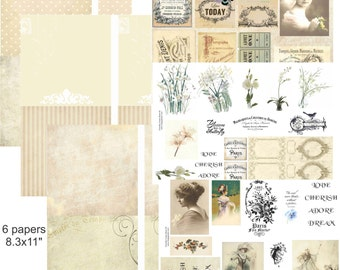 Chantilly Cream Papercraft