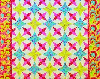 Spring Bouquet Quilt Pattern