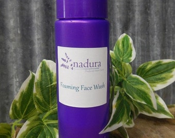 Foaming Face Wash - All Natural