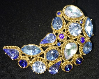 Large Vintage Brooch from 1980's