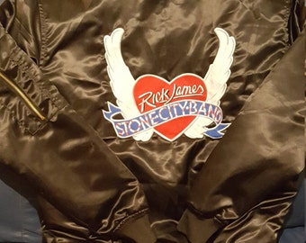 Classic Rick James Tour Jacket from the 1980's
