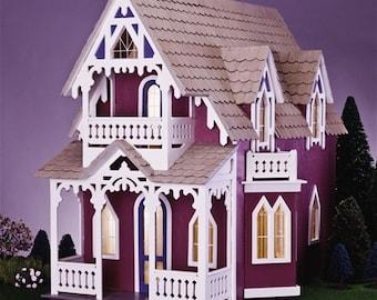 Greenleaf The Vineyard Cottage Dollhouse