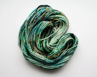OOAK - Degas - Bulky Weight - Hand Dyed Yarn