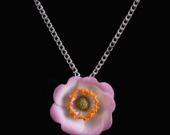 Wild Rose (Briar Rose) Necklace