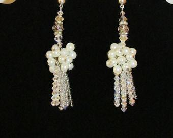 Sheer Elegance Earrings