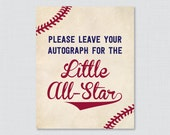 Leave Your Autograph for ...