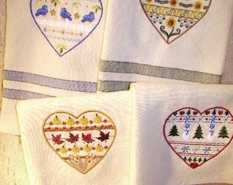Four Seasons Towel Set