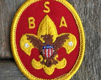 BSA (Boy Scouts of America) Patch