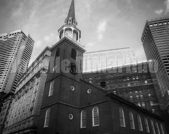 Downtown Crossing 9 | Boston, MA - FREE SHIPPING!