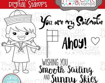 Sailmate DIGITAL Stamp Set