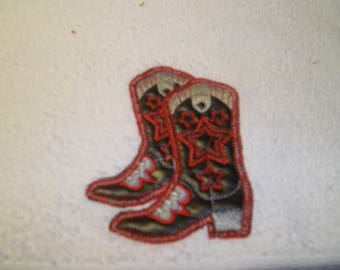 TOWEL 30 X 50 COWBOY BOOT