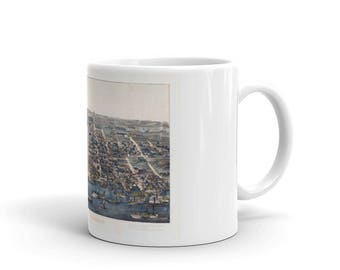 Coffee Mug - Alexandria VA 1863