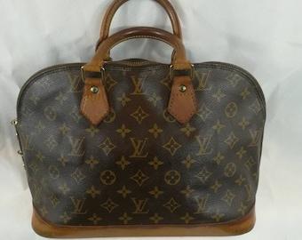 Vintage 1993 Louis Vuitton original handbag