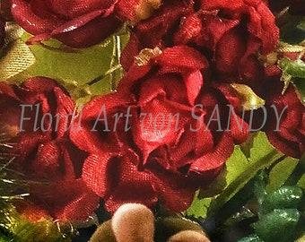 "Floral Art Image ""Deeper"""