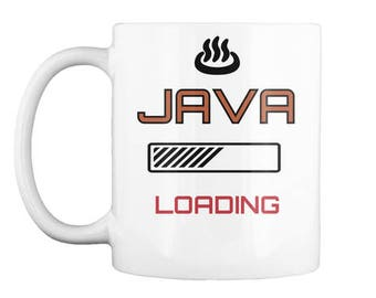 Java/Coffee Loading and Complete Mug