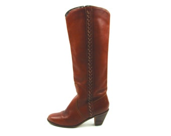 Tall Campus Boots, Women's 6 M