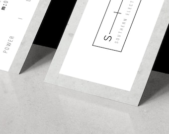 Minimal Branding Package (Logo, Letterhead, Business Cards, Email Signature, Facebook Cover Image)