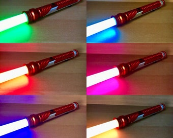 Star Wars Custom Color Changing Lightsaber