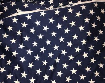 Stars Spandex Fabric