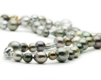 26.5-Inch Tahitian Pearl Harvest Strand