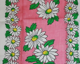 Vintage Daisies Kitchen Towel-MWT