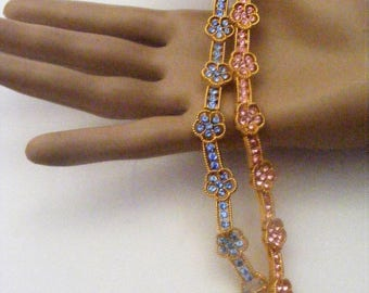 Various Vintage Unbranded Bracelets  Buyers Choice
