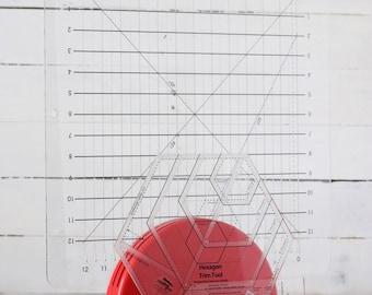 Ruler Roundups Red