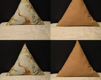Decorative Triangle Pillow