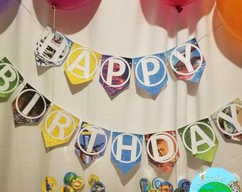 Fortnite Inspired Birthday Pack (LIMITED)