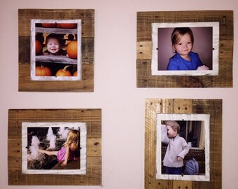 Photo Transfer - Pallet Frames