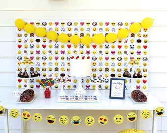 Emoji Party- Complete Party Kit by Bloom