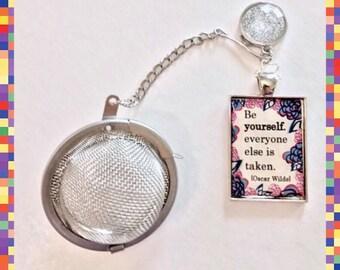 Be yourself tea infuser
