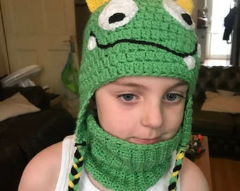 Custom made Monster Hat
