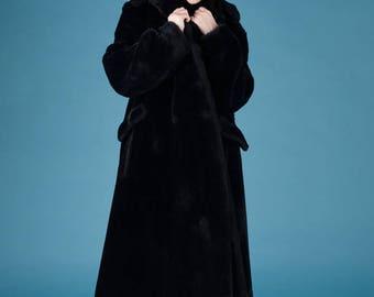 Super Plush Faux Fur Coat
