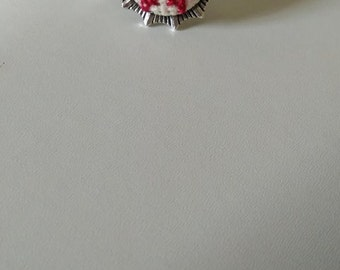 Cool Embroidered ring