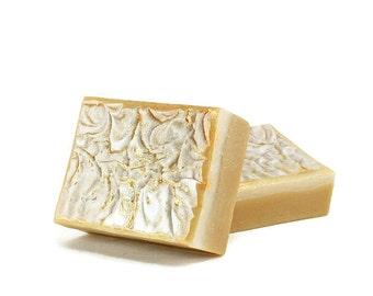Sandalwood Vanilla Soap | Cold Process Soap, Vegan Soap, Bath and Body Soap, Homemade Soap, Gift Bestfriend, Soap For Men, Romantic Scent
