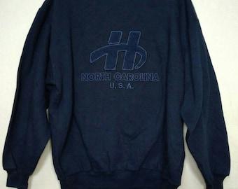 North Carolina USA Sweatshirts Medium