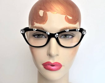 Paw Print Reading Glasses