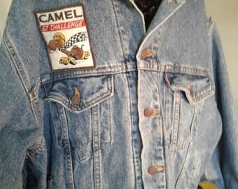 Levi lined jacket